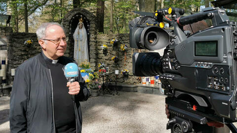 Interview mit Msgr. Erwin Reichart (Montag, 20. April 2020 09:00:00)