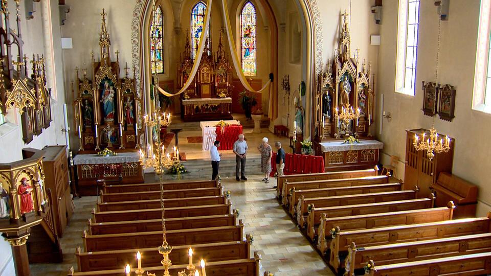 Kirchenwiedereintritt