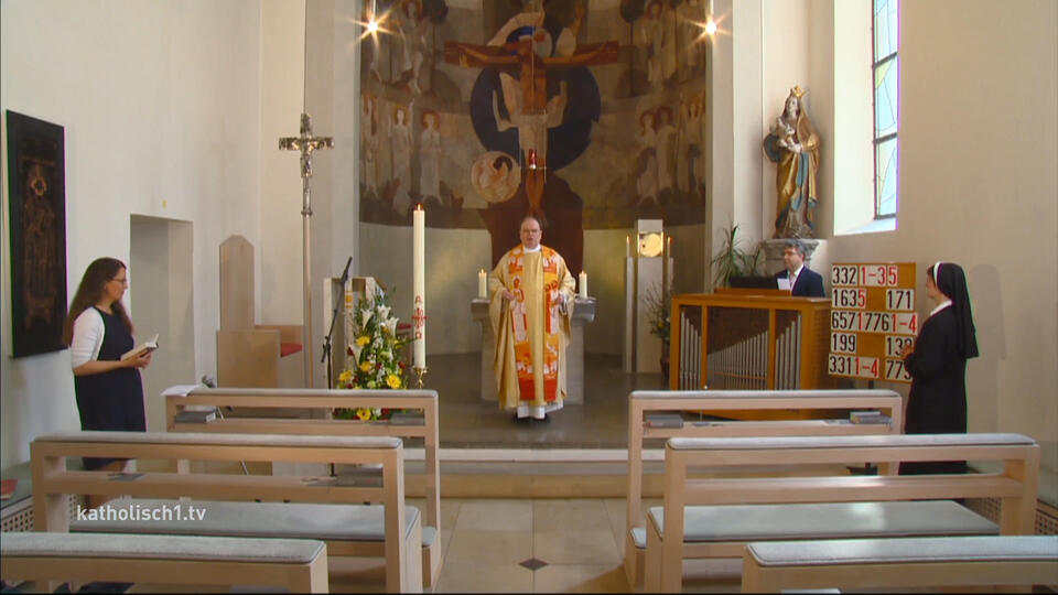 Live-Gottesdienst vom Ostermontag, 13.04.2020 (Montag, 13. April 2020 13:30:00)